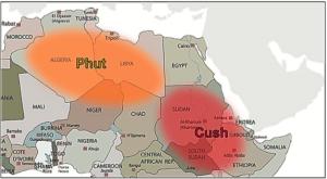 Ethiopia and Libya