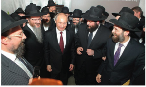 Putin and the Jews: Friend or Foe?