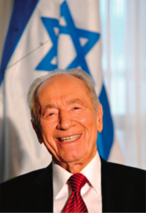Shimon Peres and the Purpose of God