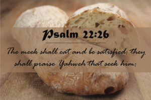 Psalm 22 – The Messiah's Mind (Part 5)