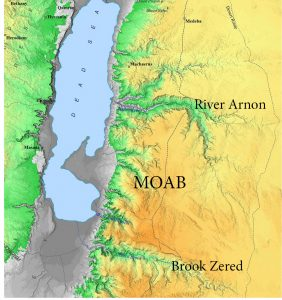 """Let Mine Outcasts Dwell With Thee, Moab"" – Jordan in Bible Prophecy (1)"