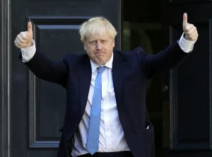 Boris Johnson: A 'passionate Zionist'