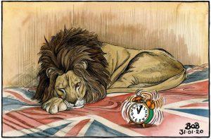 Brexit: Tarshish Revived
