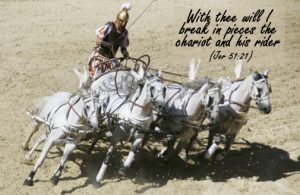 """Exodus 15 – """"The LORD is my strength  and my song"""" (Part 4)"""