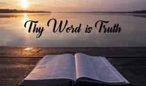 Open Fellowship – The Truth