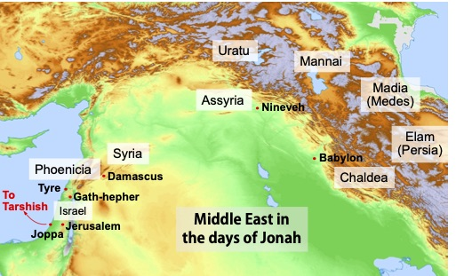 Jonah – The Enigmatic Prophet (1)