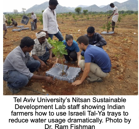 Agricultural Innovation in Israel