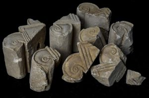 Excavations at Jerusalem Uncover Architectural Objects from the First Temple Period