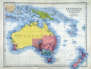 How the Gospel of the Kingdom Came to Australasia