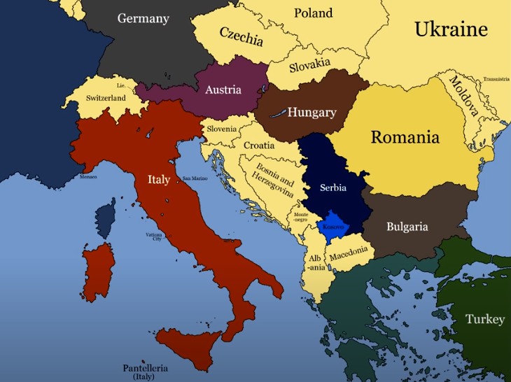 Russia and the Balkans