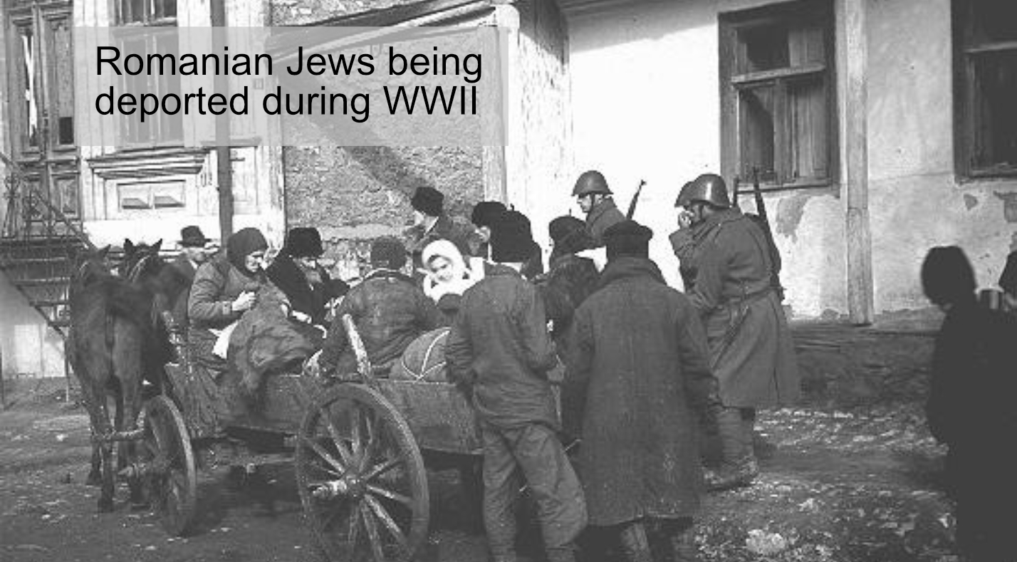 The Ransom of the Romanian Jews
